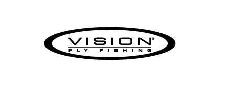 Vison flygfiske logotyp