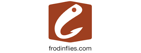 logotyp för frodinflies