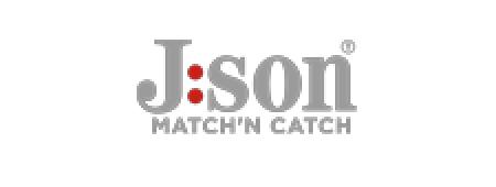 json fiske logotyp